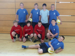 Volleyball WKIII       Bundesfinale 2009  Berlin