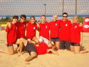 EINSTEIN BEACH-TEAM 2009