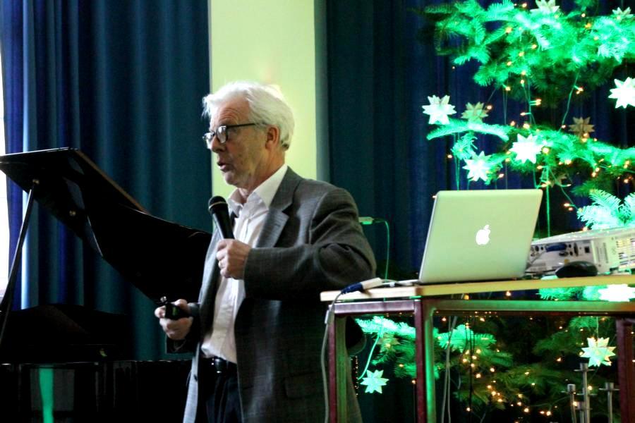 Herr Prof. Dr. Klaus Roth