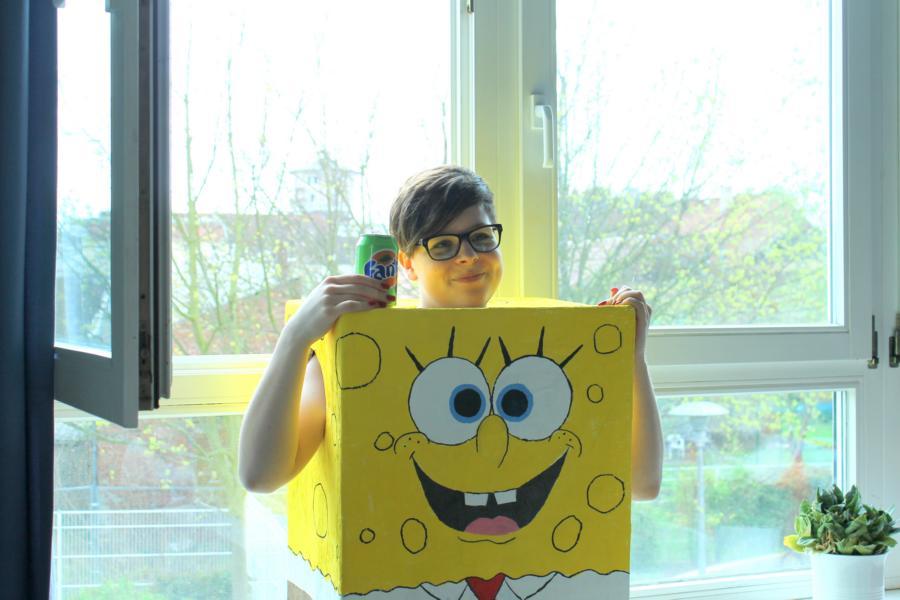 Spongebob macht Pause