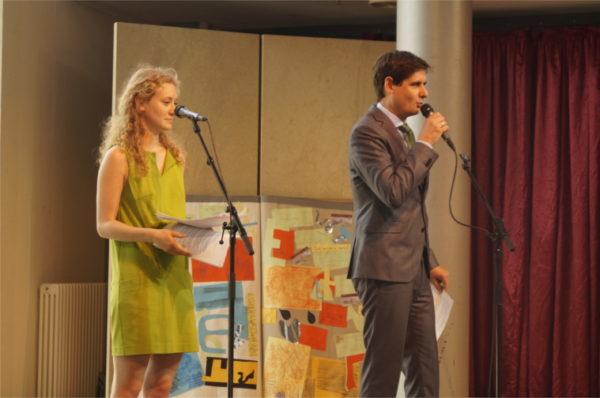 Schultheaterfest Eröffnung
