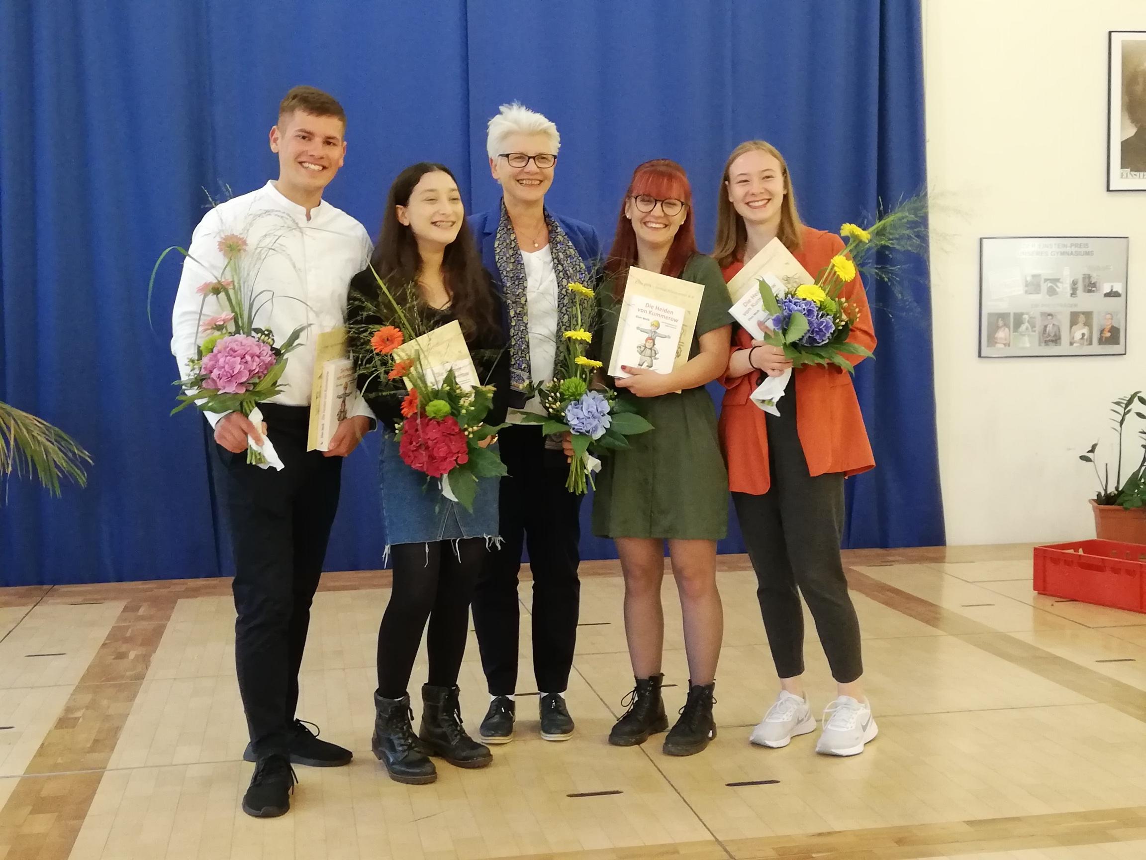 Ehm-Welk-Stipendium 2021